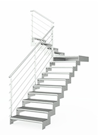 Venkovní schody Elegant